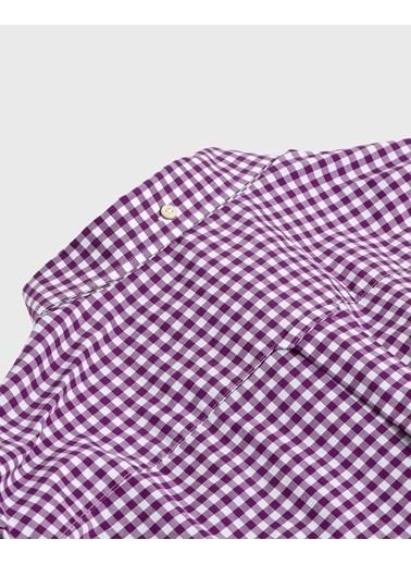 Gant Gömlek Mor